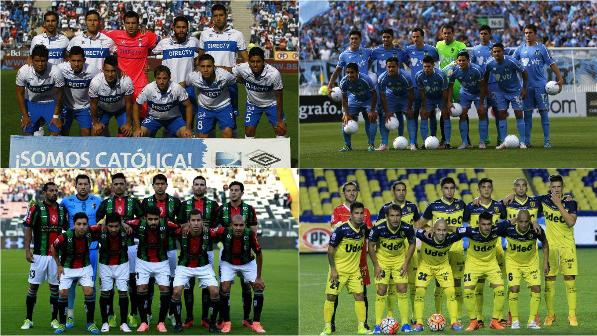 Equipos chilenos conocen sus rivales en la Copa Sudamericana