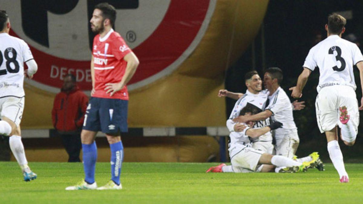 La UC no puede ante Santiago Morning y arranca con una derrota en la Copa Chile 2016