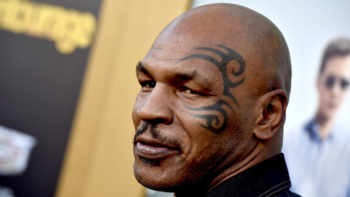 [VIDEO] Mike Tyson en Chile: ésta es su historia del ring al escenario