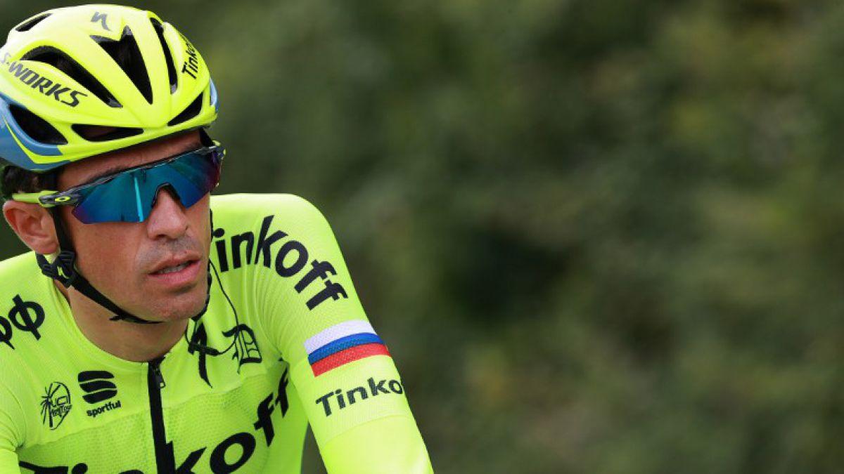 Una figura menos: Alberto Contador no irá a Río 2016 por lesiones