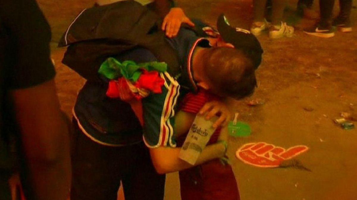 Hincha francés consolado por niño portugués es invitado a conocer Portugal