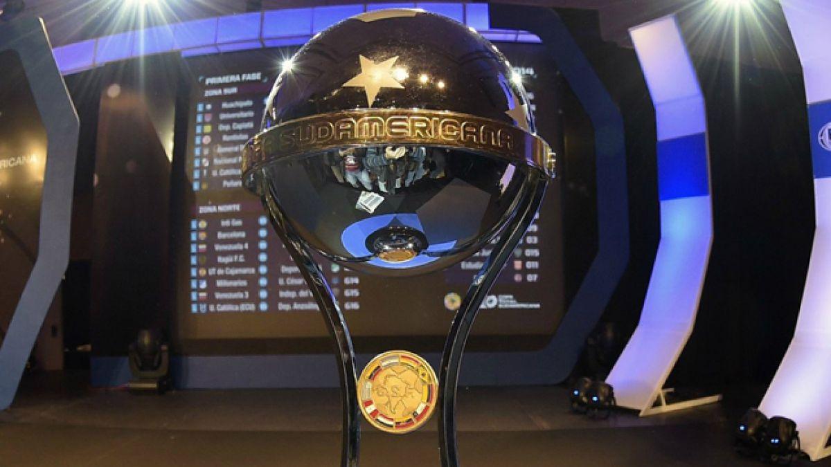 [Minuto a Minuto] El sorteo de la Copa Sudamericana 2016