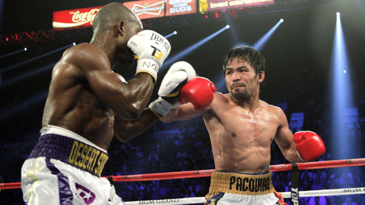 Boxeador filipino Manny Pacquiao planea volver a pelear este año