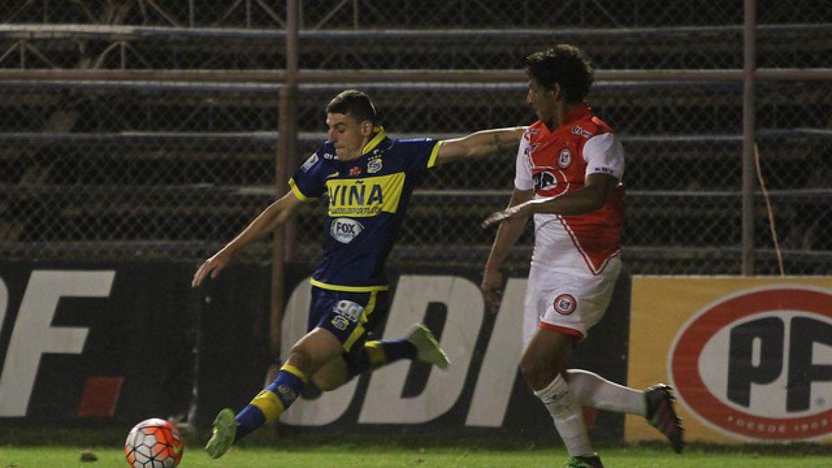 Unión San Felipe y Everton animan jornada de Copa Chile