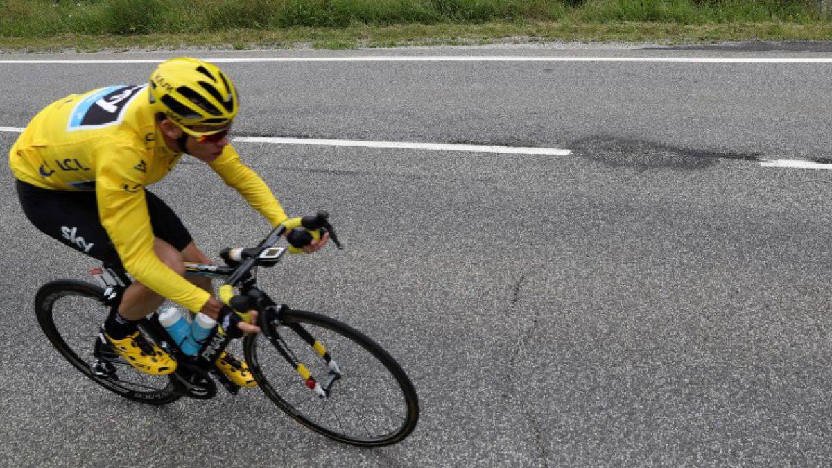 Chris Froome sigue líder en el Tour de Francia tras 11 etapas