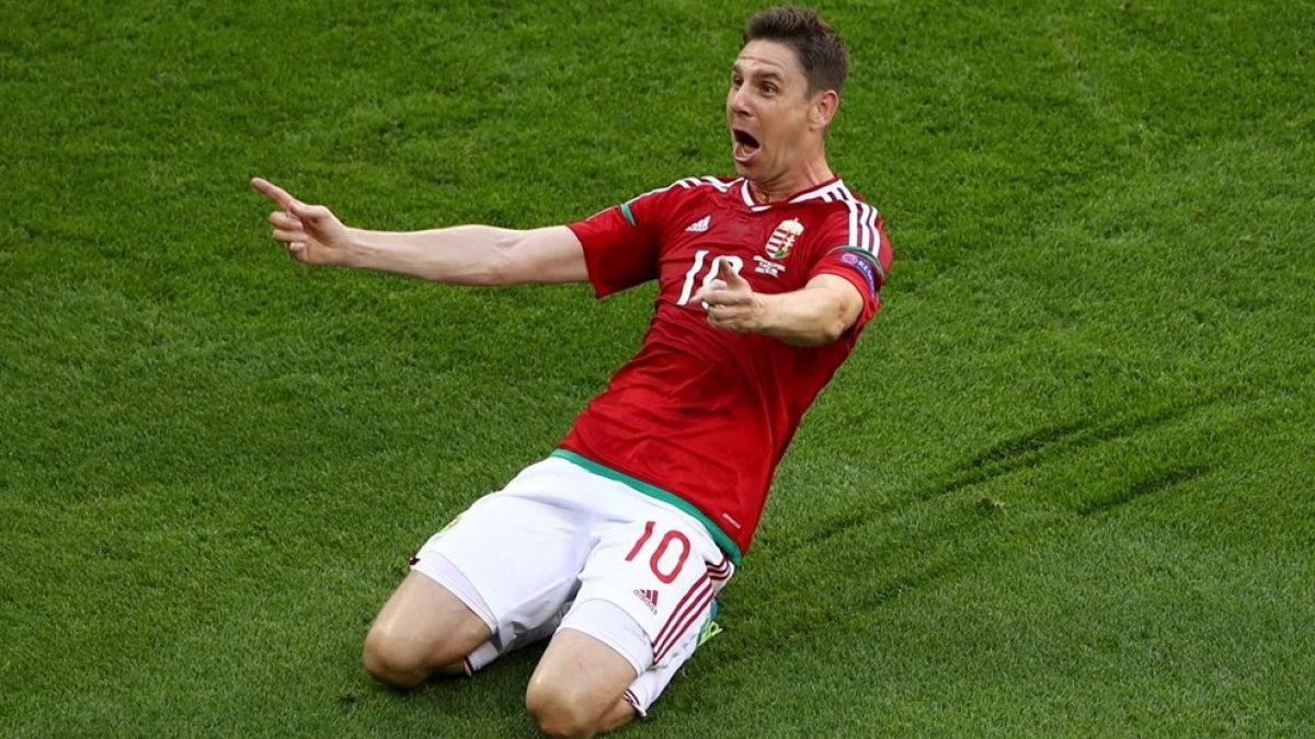 [VIDEO] Gol del húngaro Zoltán Gera fue elegido el mejor de la Eurocopa