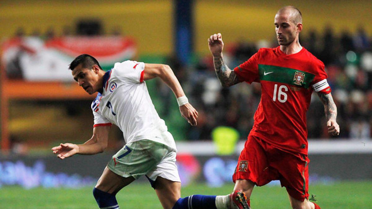 """Presidente de la Conmebol: """"En Portugal hay interés de jugar con Chile"""""""
