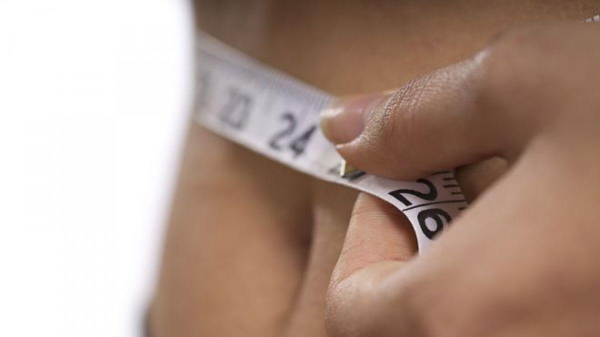 como bajar de peso la parte de la cintura