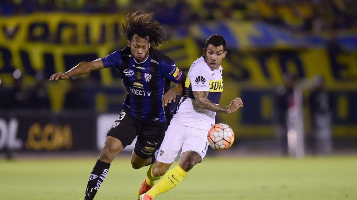 Boca Juniors busca revertir la serie ante el sorprendente Independiente del Valle