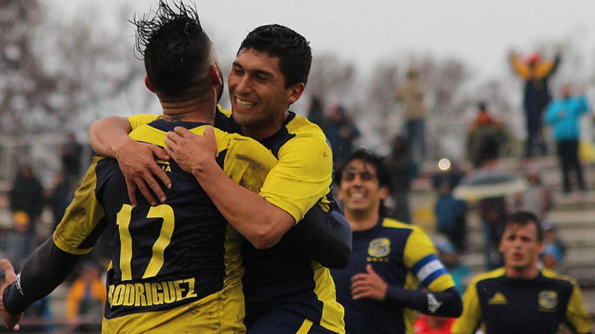 Everton vence a San Felipe por Copa Chile en su retorno a Primera División