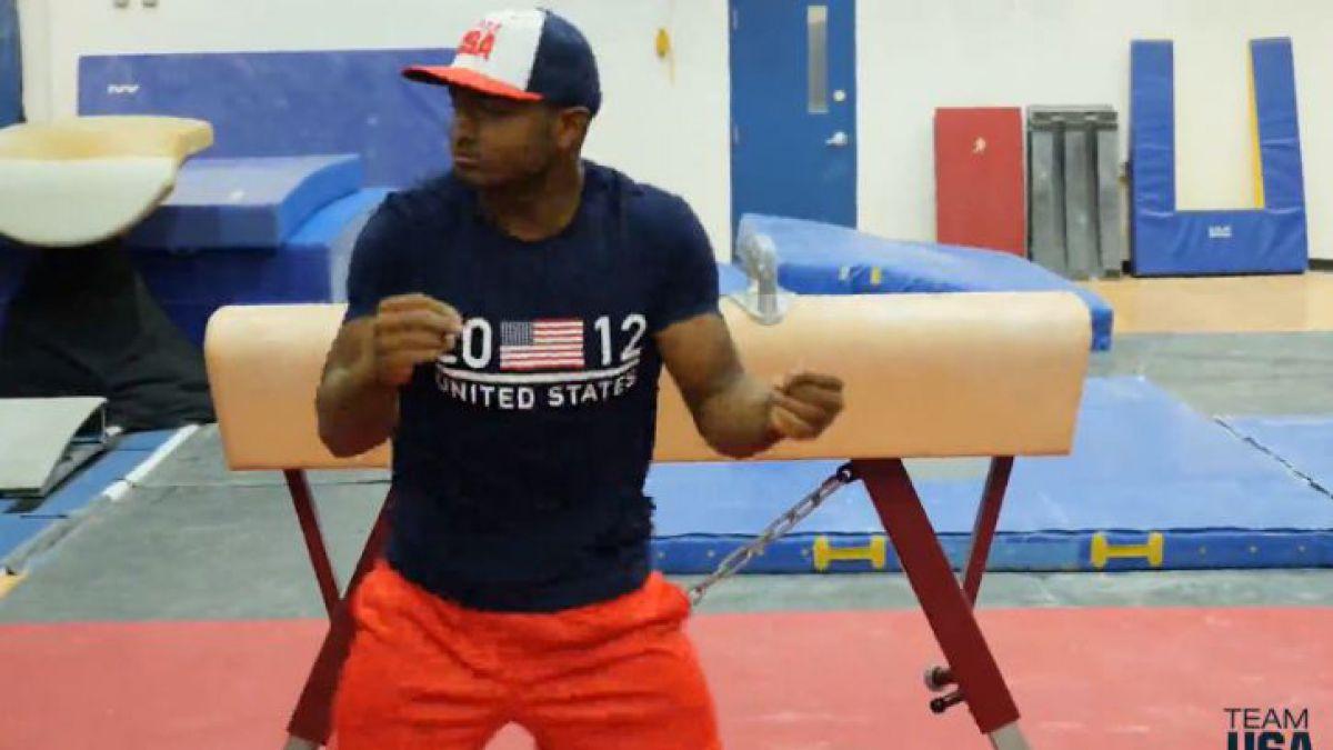[VIDEO] La alucinante grabación del equipo olímpico de EE.UU. al ritmo de Justin Timberlake
