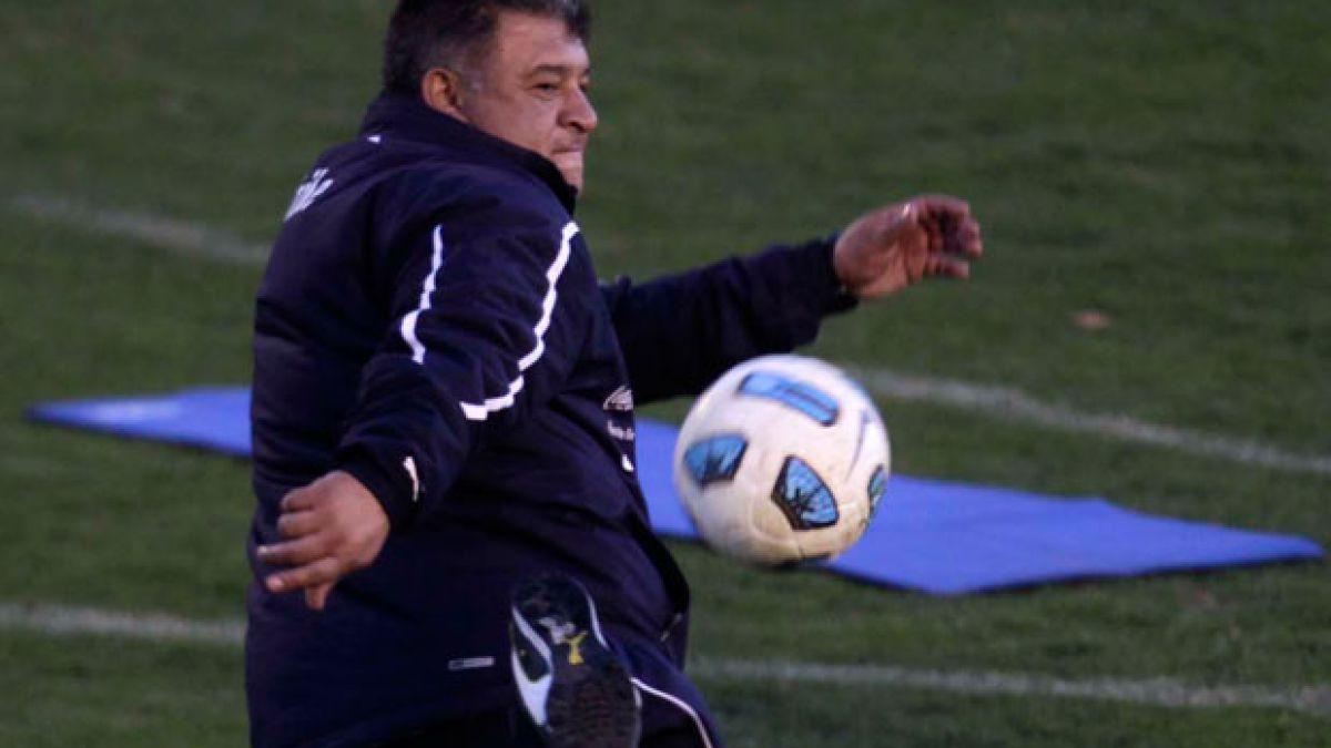 Claudio Borghi cobra fuerza para asumir como técnico de Colo Colo