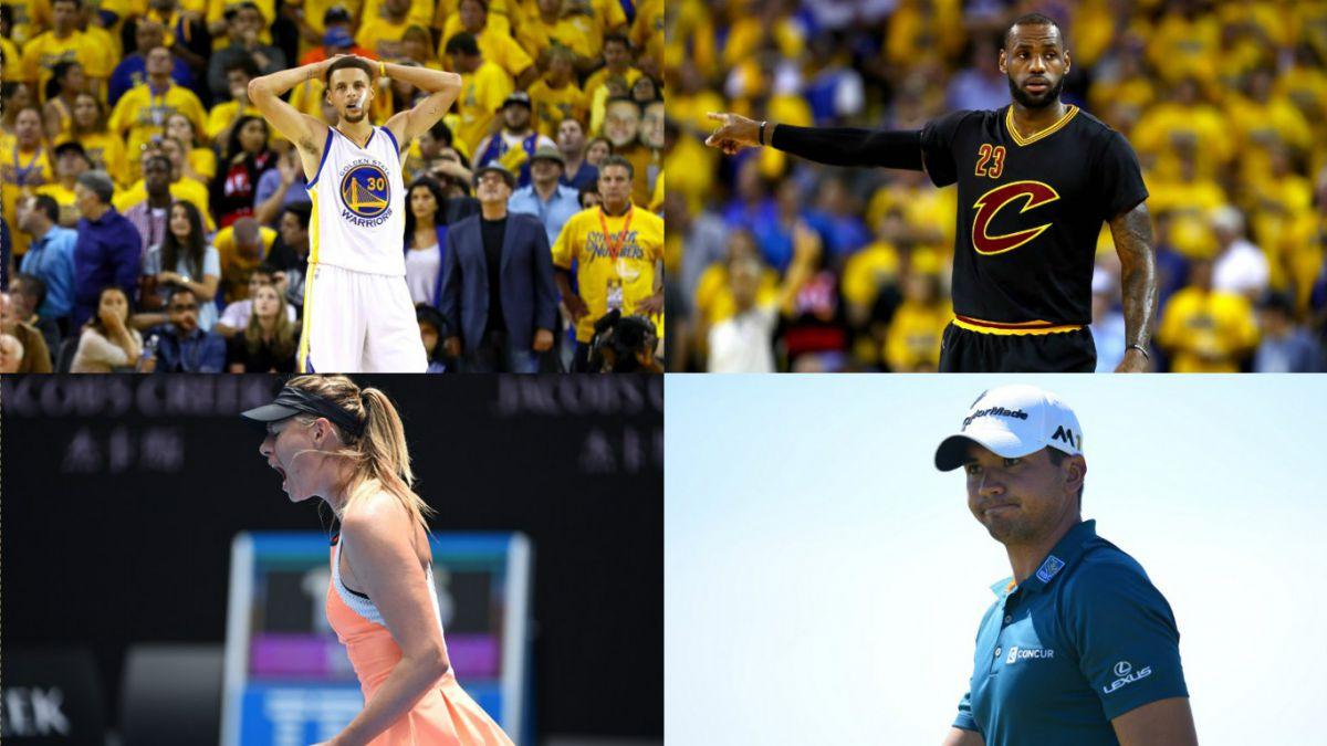 Las figuras del deporte que no estarán en los Juegos Olímpicos de Río 2016