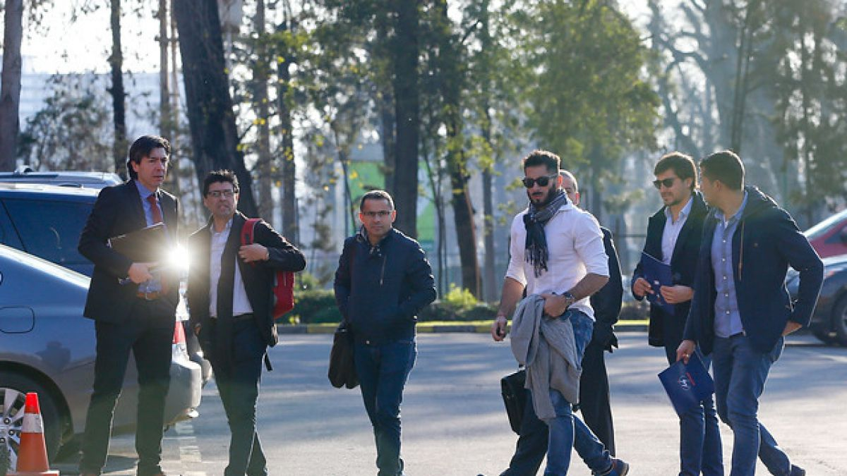 """Carlos Soto tras reunión con la ANFP y posible paro: """"Esperamos una respuesta antes del lunes"""""""