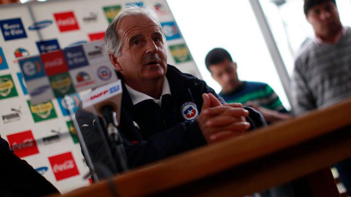 Fernando Carvallo es despedido de Colo Colo