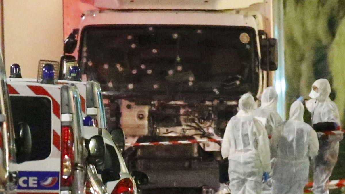 Caen las bolsas europeas tras el atentado de Niza