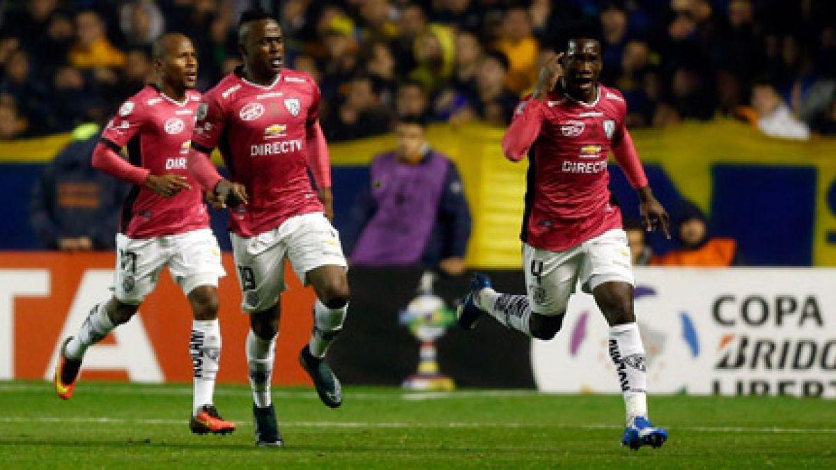 [Minuto a Minuto] Independiente del Valle está eliminando a Boca de la Libertadores