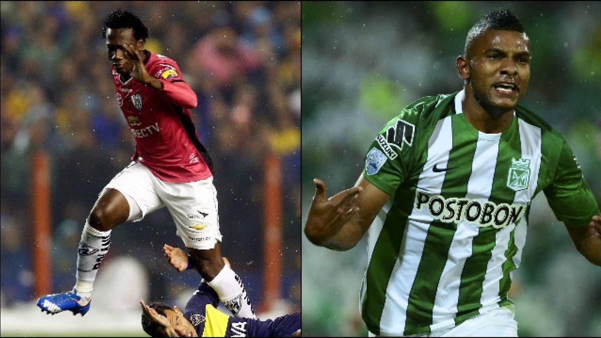 ¿Cómo llegan Independiente del Valle y Atlético Nacional a la final de la Libertadores?