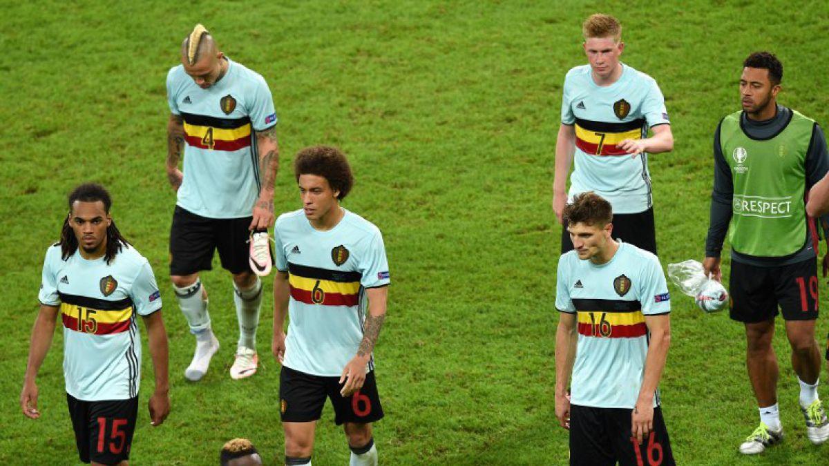 Efecto Eurocopa: Bélgica se queda sin DT para Clasificatorias rumbo a Rusia