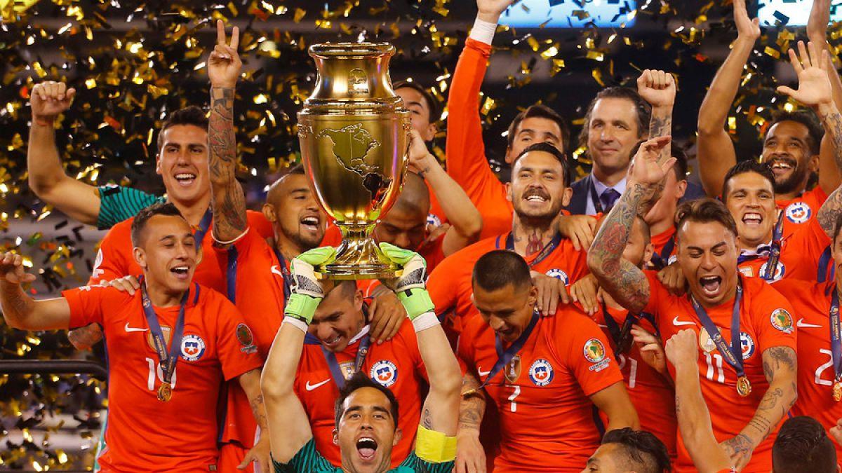 Trofeo de la Copa Centenario será exhibido en Museo de La Roja en forma gratuita