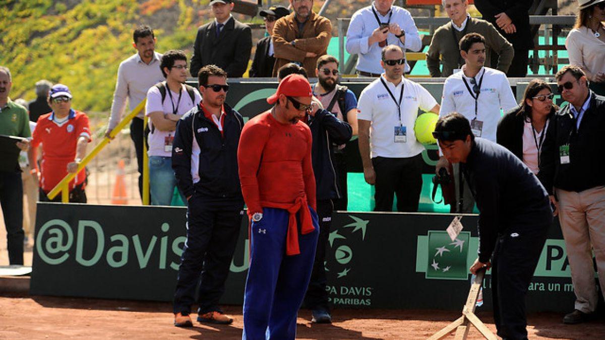 """Marcelo Ríos tras suspensión de Copa Davis: """"Viví la vergüenza más grande como tenista"""""""