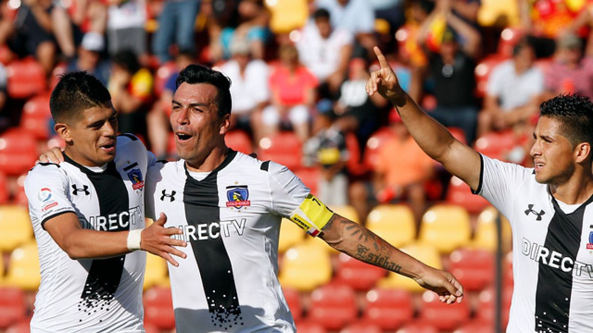 Colo Colo confirma que Esteban Pavez está habilitado para jugar y partida de Juan Delgado