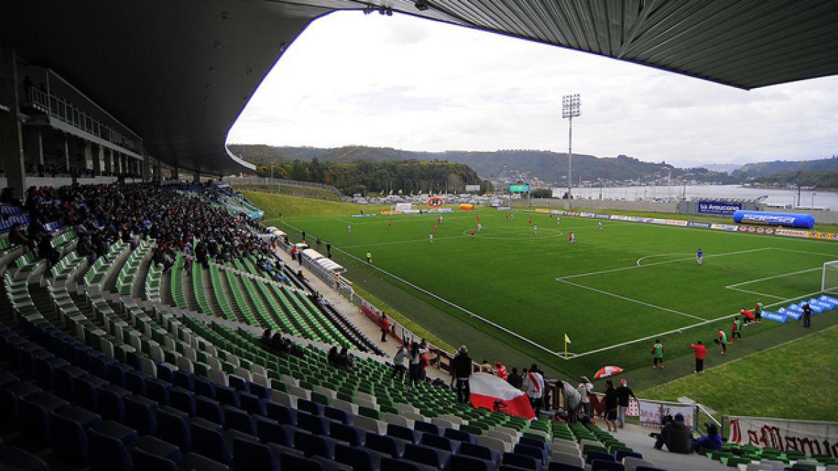 ANFP explica suspensión de partido entre Valdivia y U. de Concepción por Copa Chile