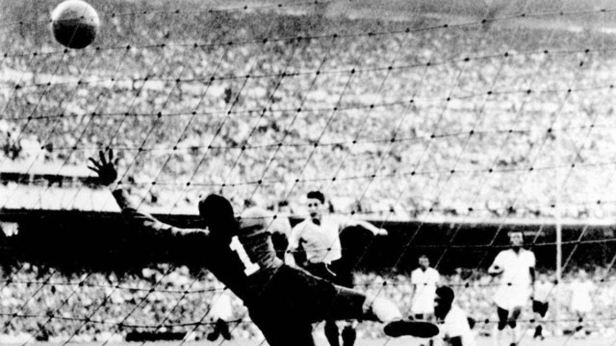 """Un día como hoy, hace 66 años, Uruguay hizo llorar a Brasil en el histórico """"Maracanazo"""""""
