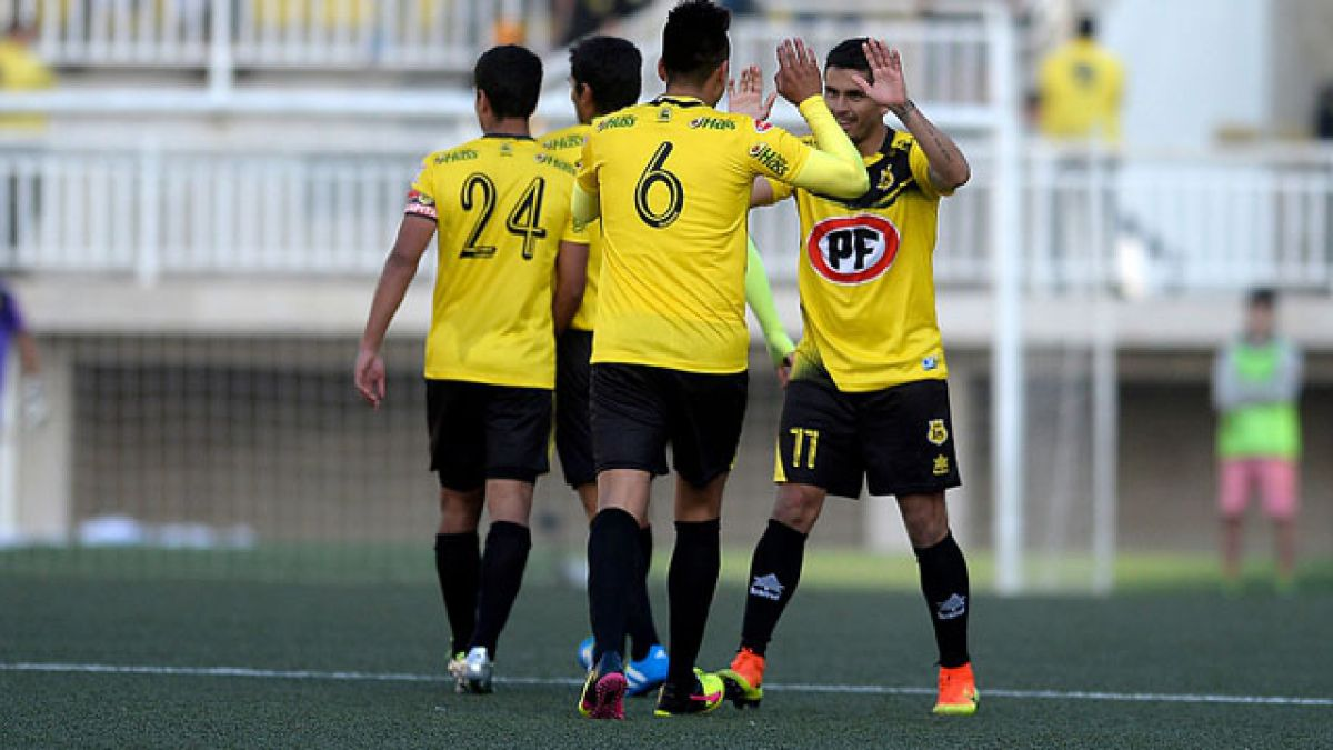 San Luis vence Unión La Calera y avanza a los octavos de la Copa Chile