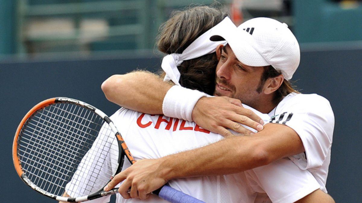 El parejo historial entre Chile y Canadá por Copa Davis