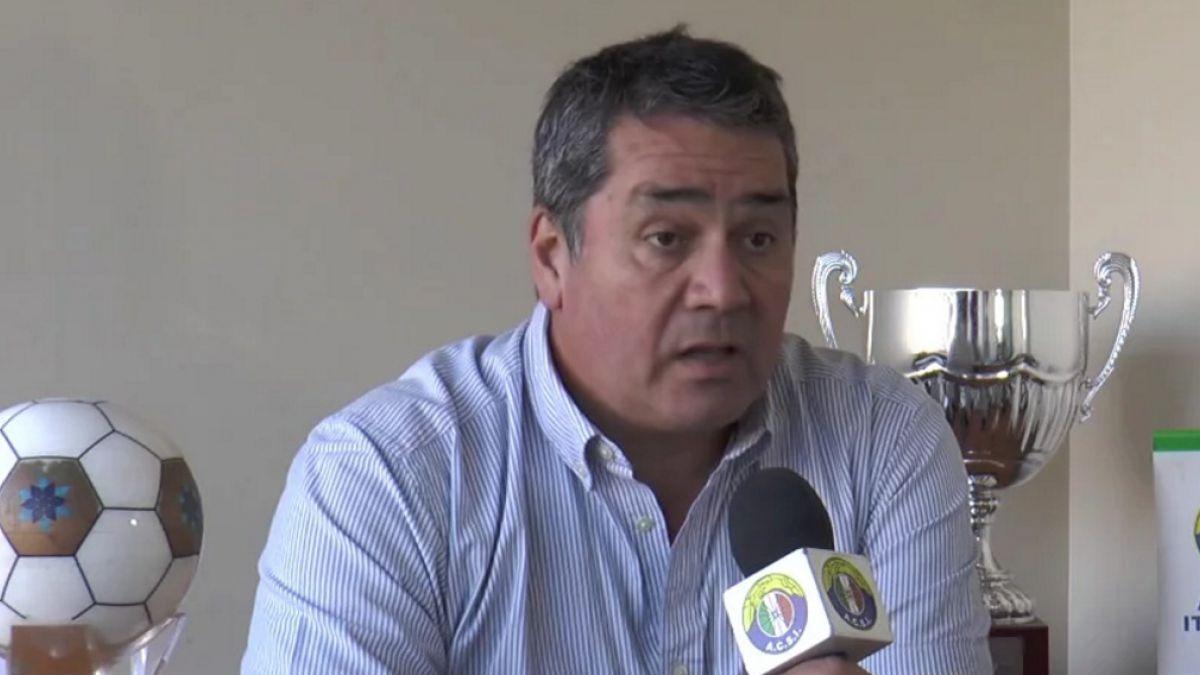 Oscar Meneses es el nuevo director deportivo de Colo Colo
