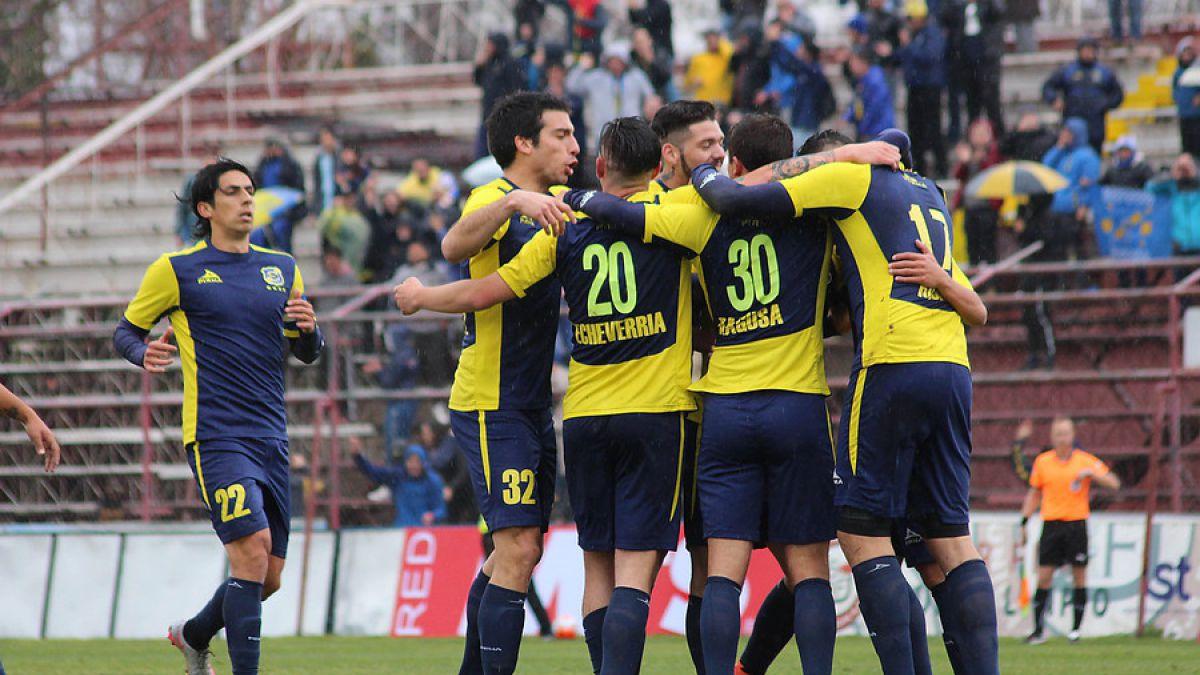 Everton enfrenta a San Felipe buscando abrochar clasificación en Copa Chile