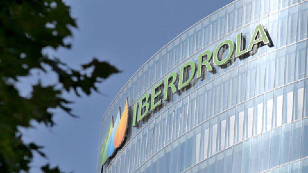 El beneficio de la eléctrica española Iberdrola cae un 3,3% en el primer semestre