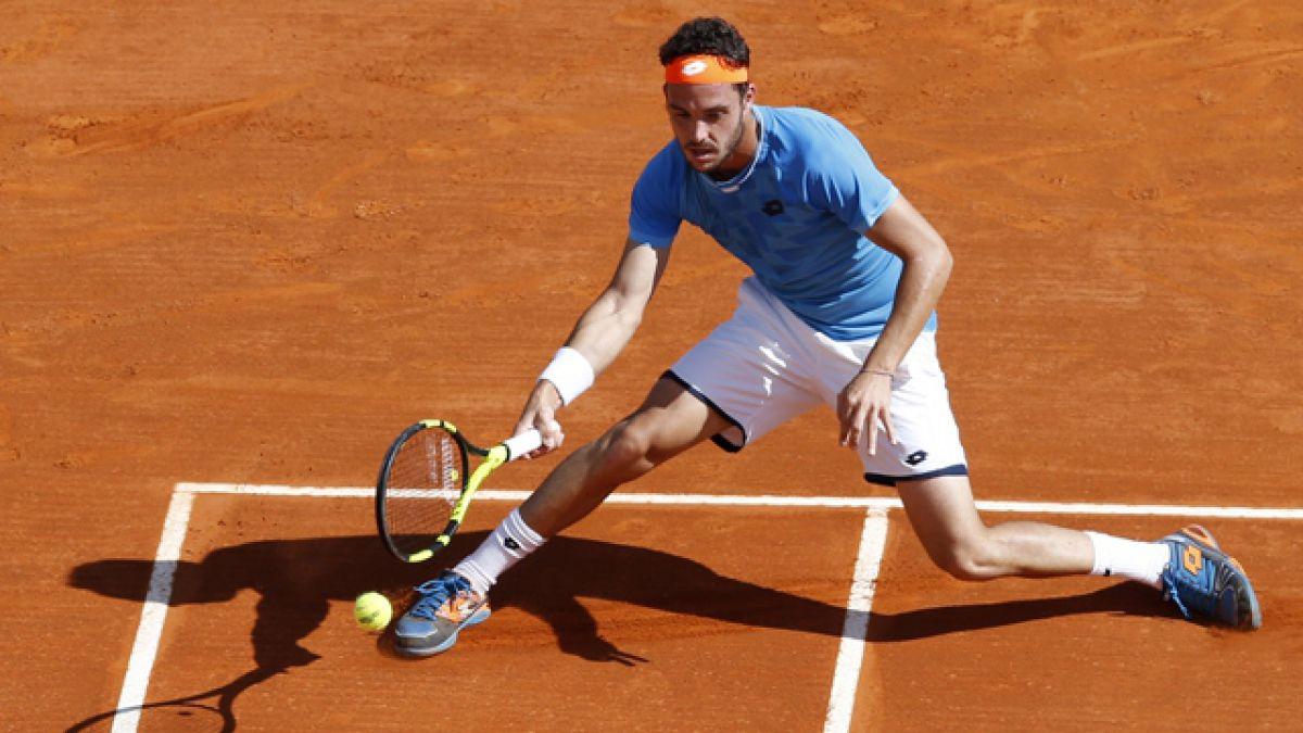 Tenista italiano Marco Cecchinato es suspendido por 18 meses por arreglo de partidos