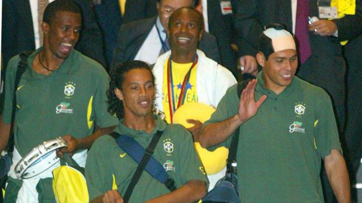 La historia del jugador brasileño que ganó el Mundial 2002 pero ahora se encuentra en la cárcel