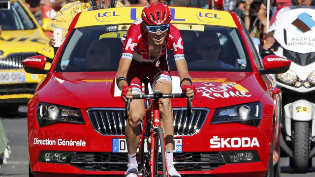 Zakarin gana la 17ª etapa del Tour de Francia y Froome amplía su ventaja con Quintana