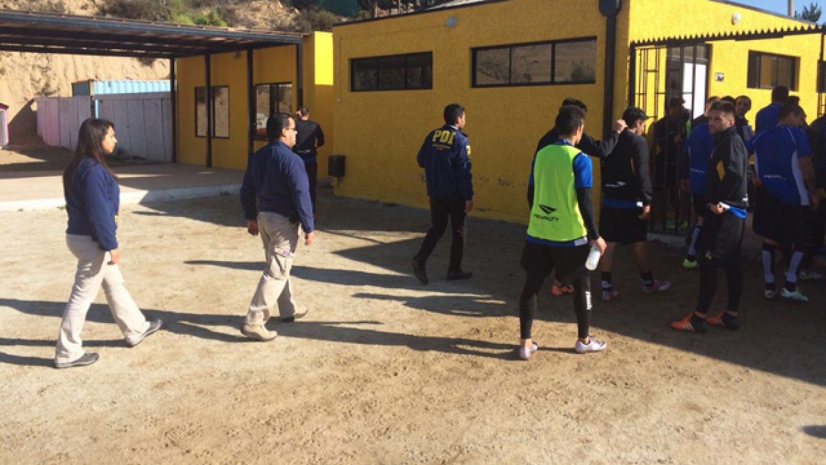 PDI fiscaliza a dos jugadores extranjeros de Coquimbo Unido por problemas de visa