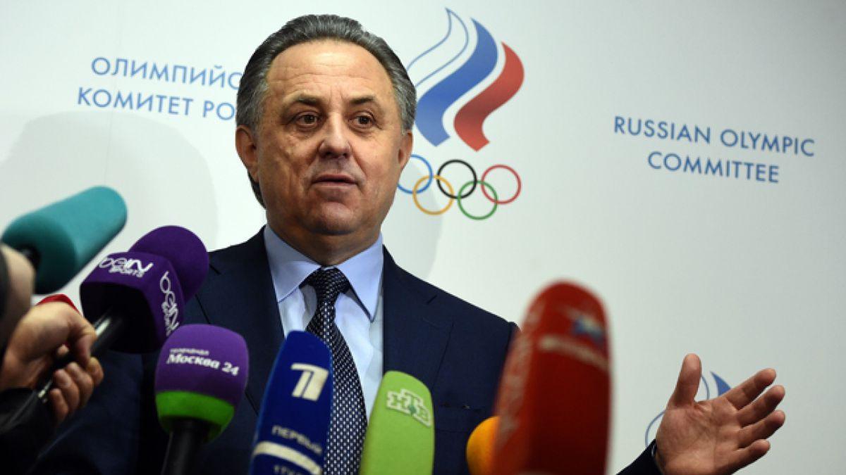 Vitaly Mutko, el zar del dopaje en el deporte ruso