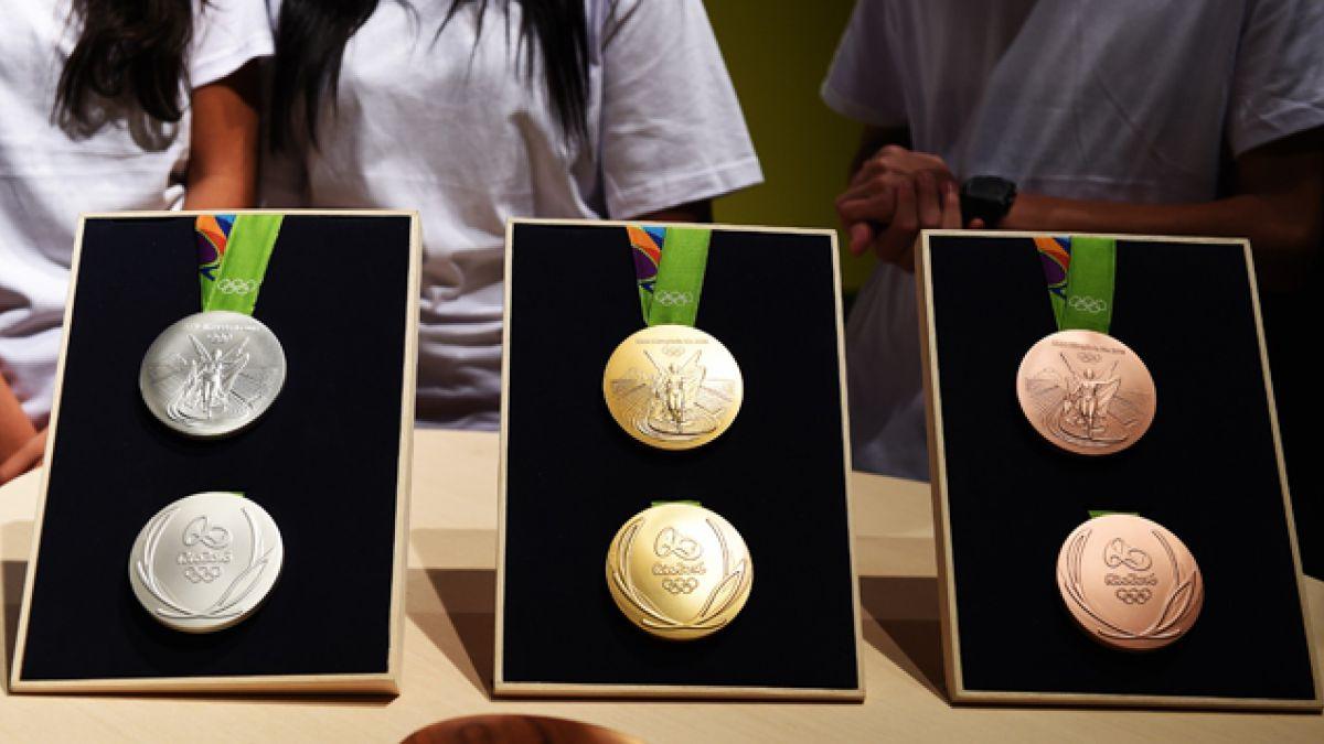 Revisa el medallero histórico de los Juegos Olímpicos