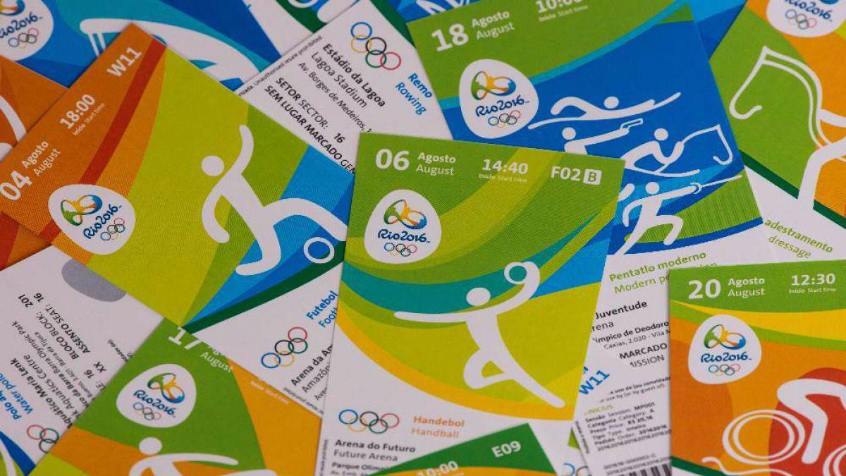 Nueva venta de entradas para Río 2016 incluirá ingresos a eventos ya agotados