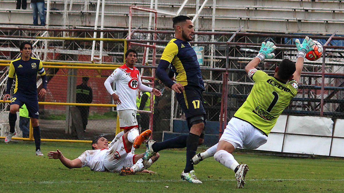 [GOL A GOL] Everton venció a Unión San Felipe por la Copa Chile