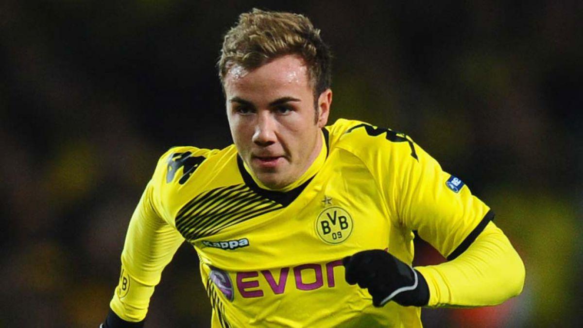 Mario Götze deja el Bayern Munich y retorna al Borussia Dortmund
