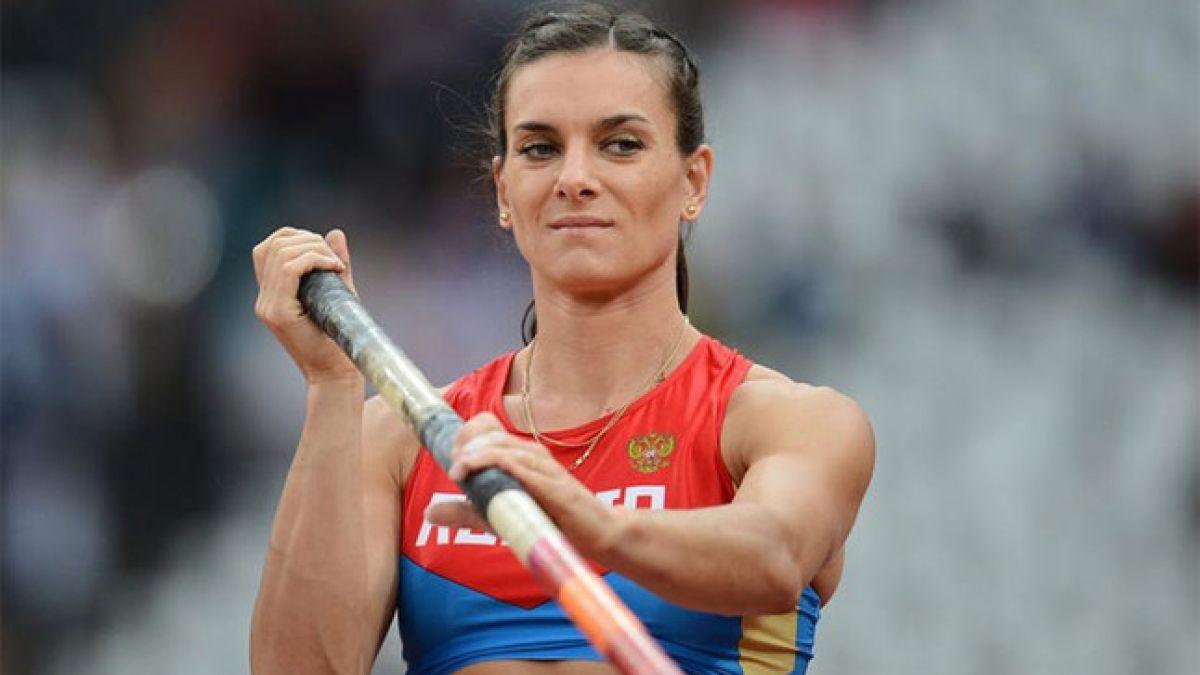 """Isinbayeva: """"Que los deportistas limpios ganen en nuestra ausencia pseudo-medallas de oro"""