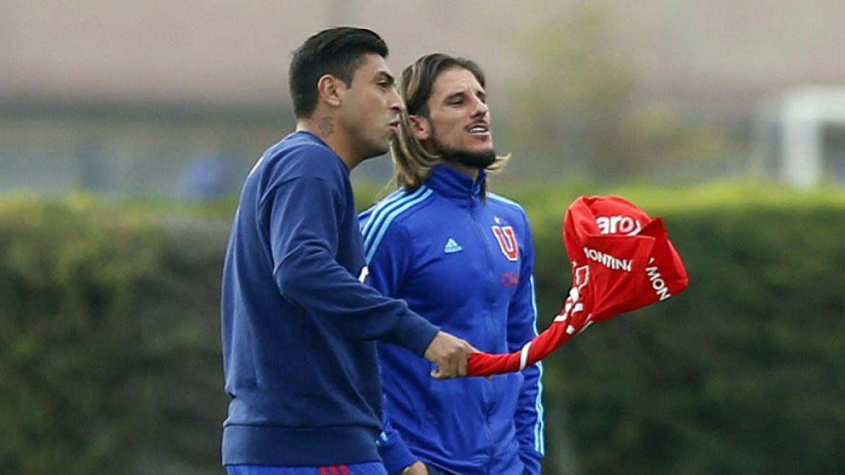 Beccacece quiere retener a Gonzalo Jara en la U y espera por dos refuerzos para cerrar plantel