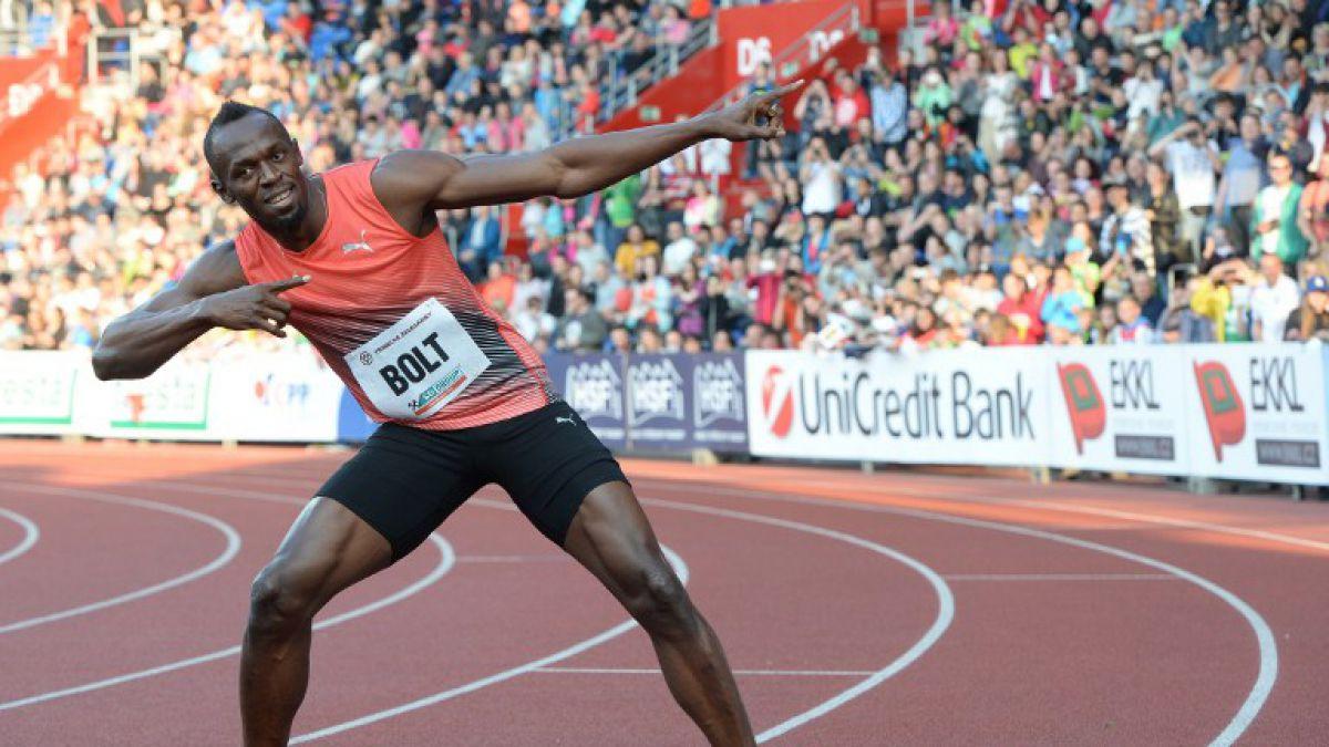 Usain Bolt logra gran apronte para Río 2016 al vencer en los 200 metros de Londres