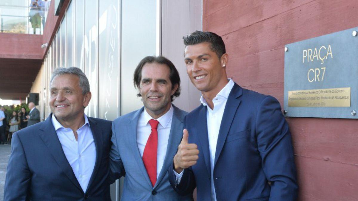 Cristiano Ronaldo inaugura en Portugal hotel con su nombre