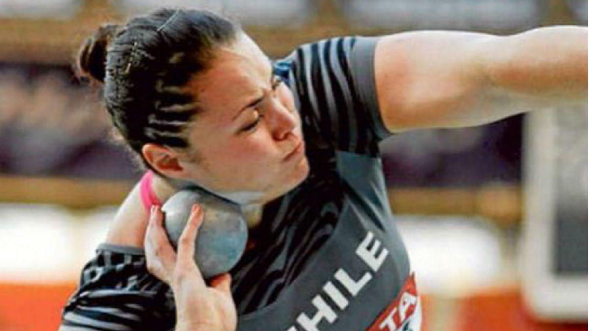 Natalia Duco conquista medalla de oro en Portugal y logra su mejor marca de la temporada