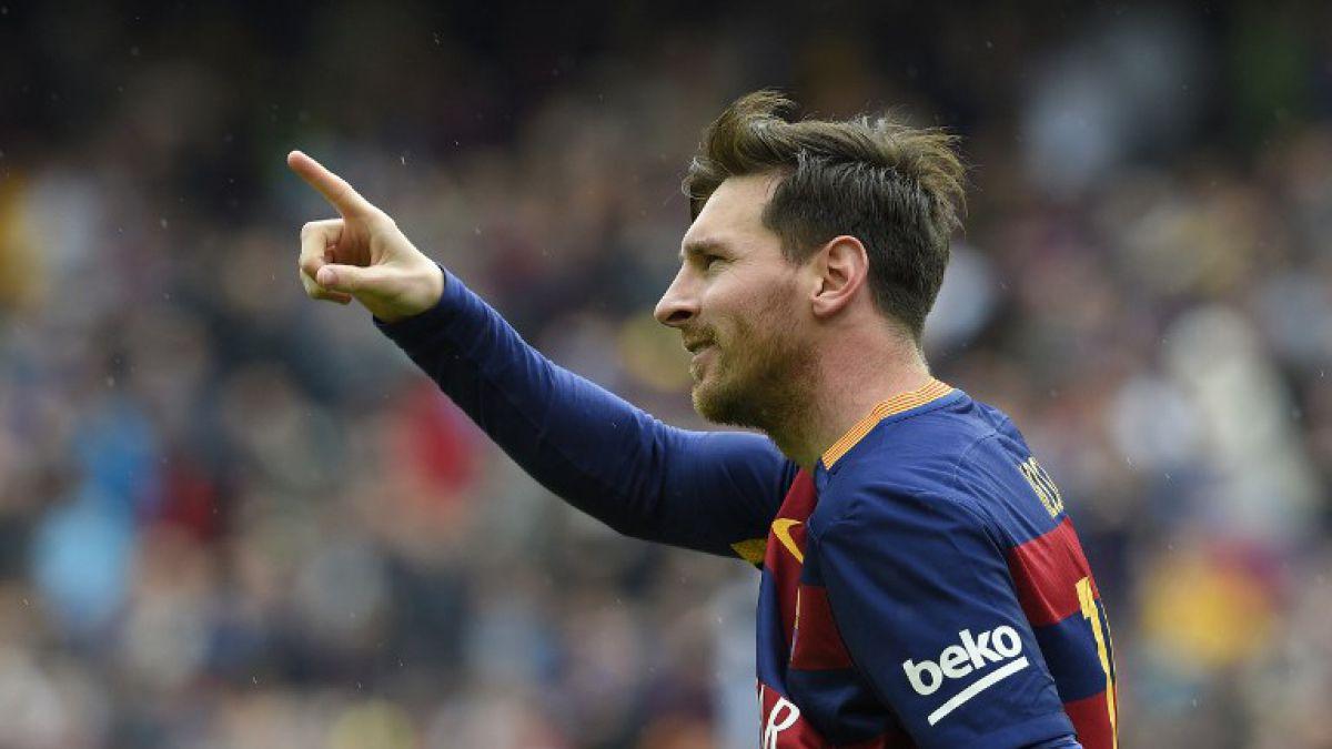 Lionel Messi anticipa el término de sus vacaciones para integrarse al Barcelona