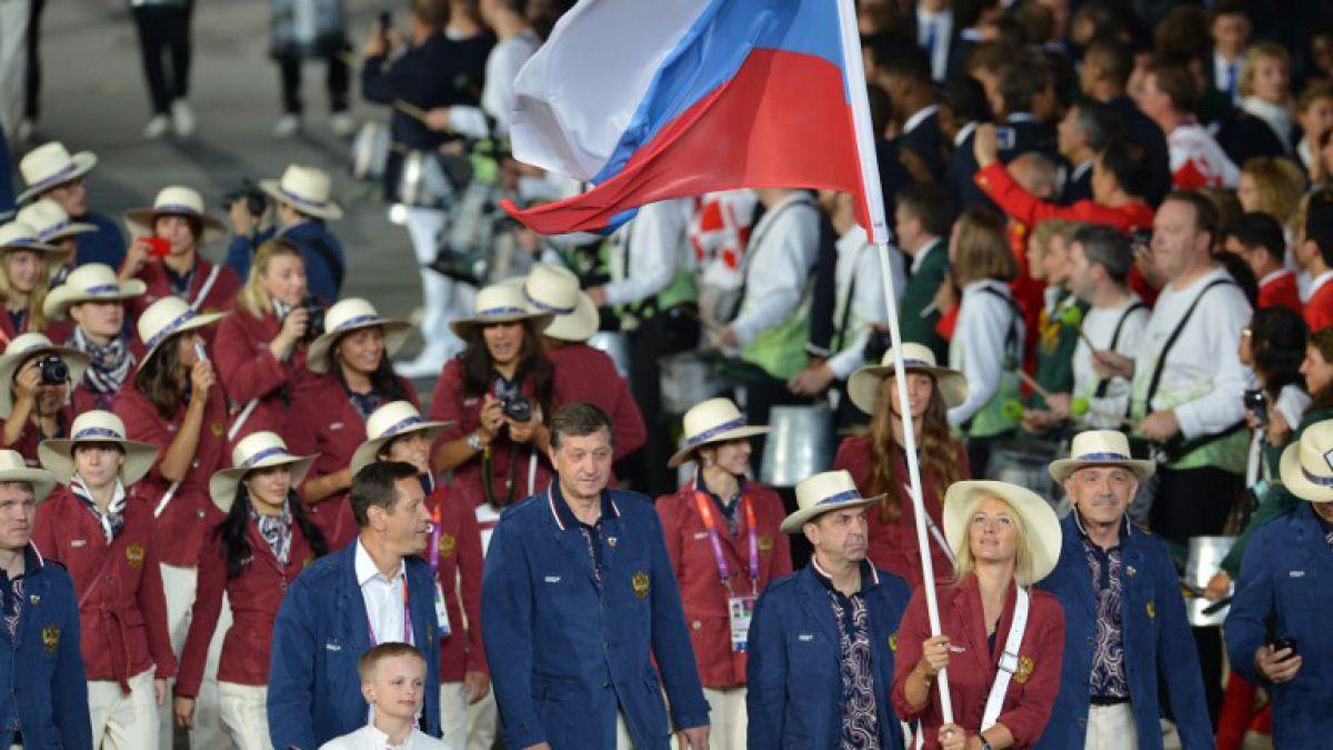 El COI no suspende a Rusia para los Juegos Olímpicos Río 2016