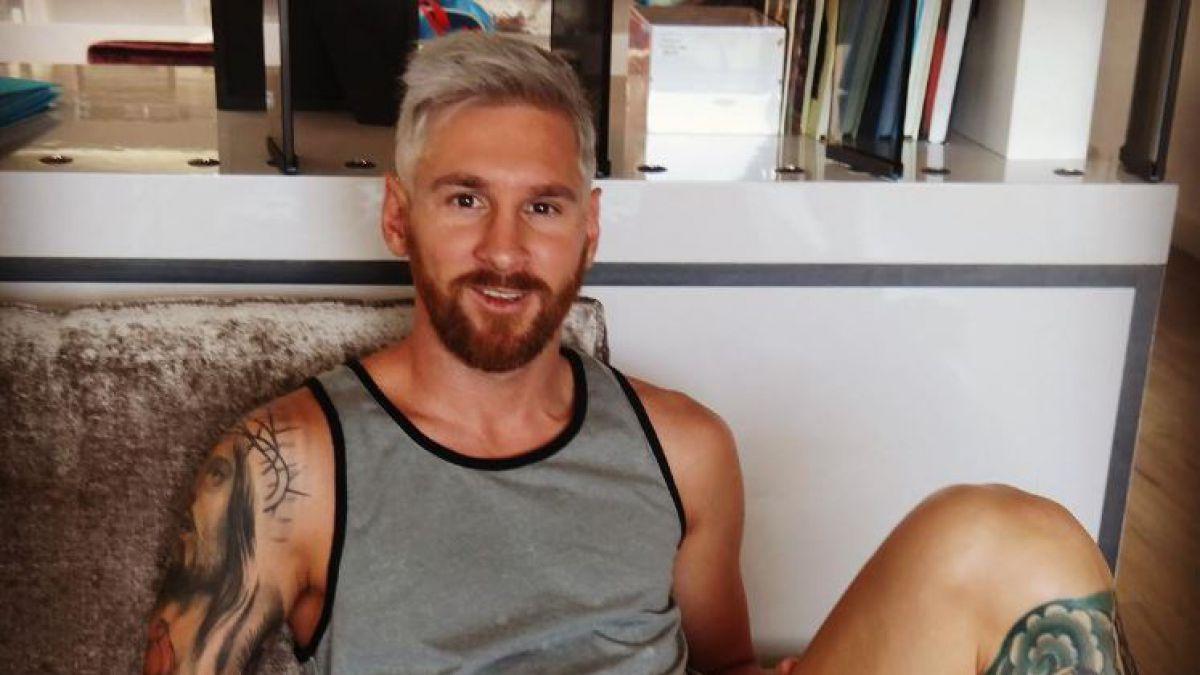 El impactante cambio de look con el que Lionel Messi alista su regreso al Barcelona
